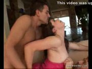 Bobbi starr double nailed and facialed