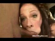 Gianna Michaels Cum Mustache