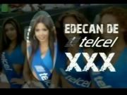 Beauty mexican edecan fucking