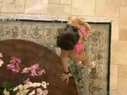 Lorena Sanchez Pink Creampie
