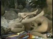 Crazy pale lesbians