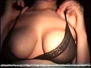 Housewife Juliana Pregnant Striptease and a little Anal sex