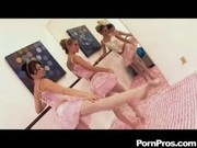 Teenage Ballerina Blowjobs