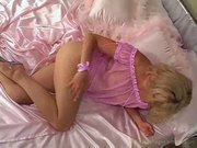 Pink babydoll nightie