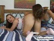 Katja And Amber - Ass Craving Lesbian