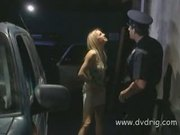 Drunk schoolgirl holly hollywood pulls over and fails police