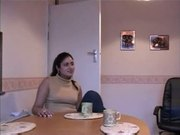 Indian malvina and- british lisa amatuer split lickers #3