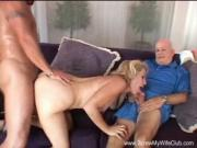 Blonde Swinger Slut Mrs Wolf Abused