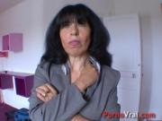 Mature hyper-sexuality my pussy is constantly wet French amateur