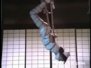Asian Nurse Shibari Bondage