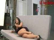 Fine latina model photoshoot