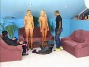 Nikita.Valentin-Simone... Two amazing blondes