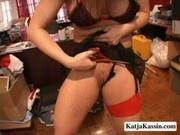 Katja And Kandice - Sexy Pornstars On Cam