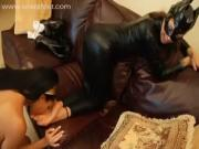 Catwoman Worships Superwomans A