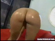 Big ass and big tits natural babe erotic