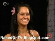 Aktmodell - naked amateur Hungarian casting 2