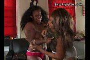 Porn star apple bottom brawling chic fight