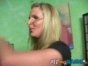Phoenix marie blowjob & cum facial