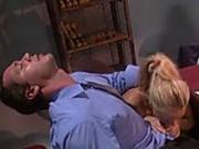 Chandler gets finger banged hard