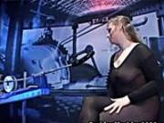 Monika Test Fucks Our Robo Dick