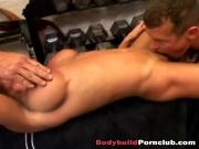 Kristine Madison Banged By Muscly Bodybuilders