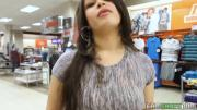 Bootyful Colombian Receives Dick In Lips Cunt