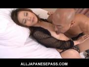 Beautiful Japanese Girlfriend Rammed Hard