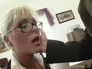 Kathy Anderson in Secretaries Vol 1