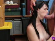 Alex Forced Into Blowing And Banging In Office