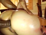 Tattooed Mature Slut Dana Vespoli Takes Black Rod