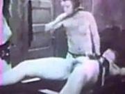 Girl fucked in bondage