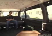 Julia Bond Rides The Bus