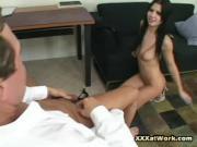 South American Rebecca Explains Her Case The Wa...