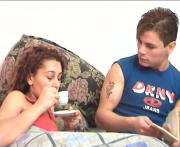 Lovely Young Cutie Is Being Rubbed While Knocked Out By Needy Guy