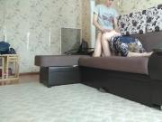 Ex wife fucked on the couch