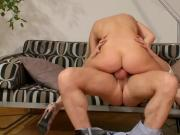 Blonde Babe Blue Angel Gets Filled By Long Dong