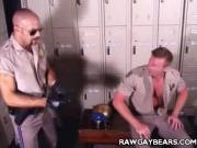 Gay Bear Locker Room Sex