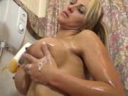 Vickie Powell has nice big tits