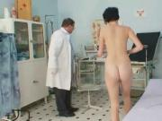 Huge-Boob Lady Gets Kinky Pussy Examination