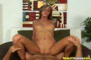 Big-Breasted Ella Marie Loves Dick Riding