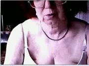 chubby mature on cam