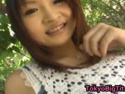 Ayumi Ayukawa Pretty Asian gals with big