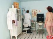 Naughty Older Chick Is Being Examined By A Specialist
