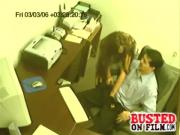 Willing Worker Caught Stroking Penis At Office Room