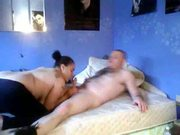 fucking his chubby wife