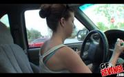 Girlfriend Gets Groped While Driving