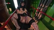 Kinky Slut In Fishnets Is Fucked Insanely With A Vag Pump