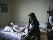 amateur wife fucking husband with strapon