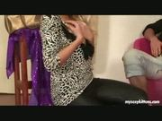 Hot Chantal Banged Thoroughly