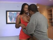 Delotta Brown the black BBW gets it good
